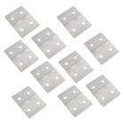 Nylon Pinned Hinges (White) L27 x W36mm