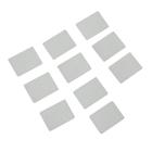 CA Hinges (White) L20 x W15 x H0.3mm