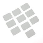 CA Hinges (White) L25 x W20 x H0.3mm