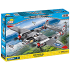 COBI Blocks Lockheed P-38 Lightning (395pcs)