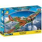 COBI Blocks Hawker Hurricane MK1 (270pcs)