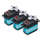 JR Propo FBL-800CS (NX8935 x 3 ) Servo Set