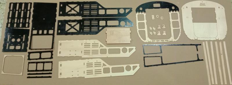 Pilot-RC Crash Kit