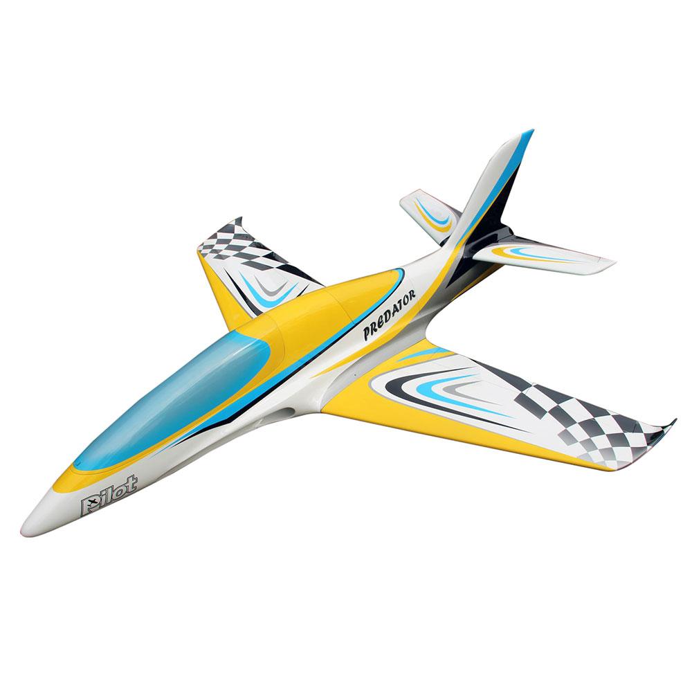 Pilot-RC Predator 2.7m Composite Jet