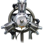 FG-33R3-Ring Muffler Exhaust