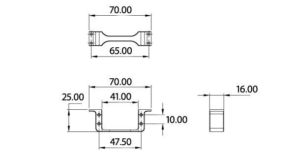 side-servo-mount-dimension
