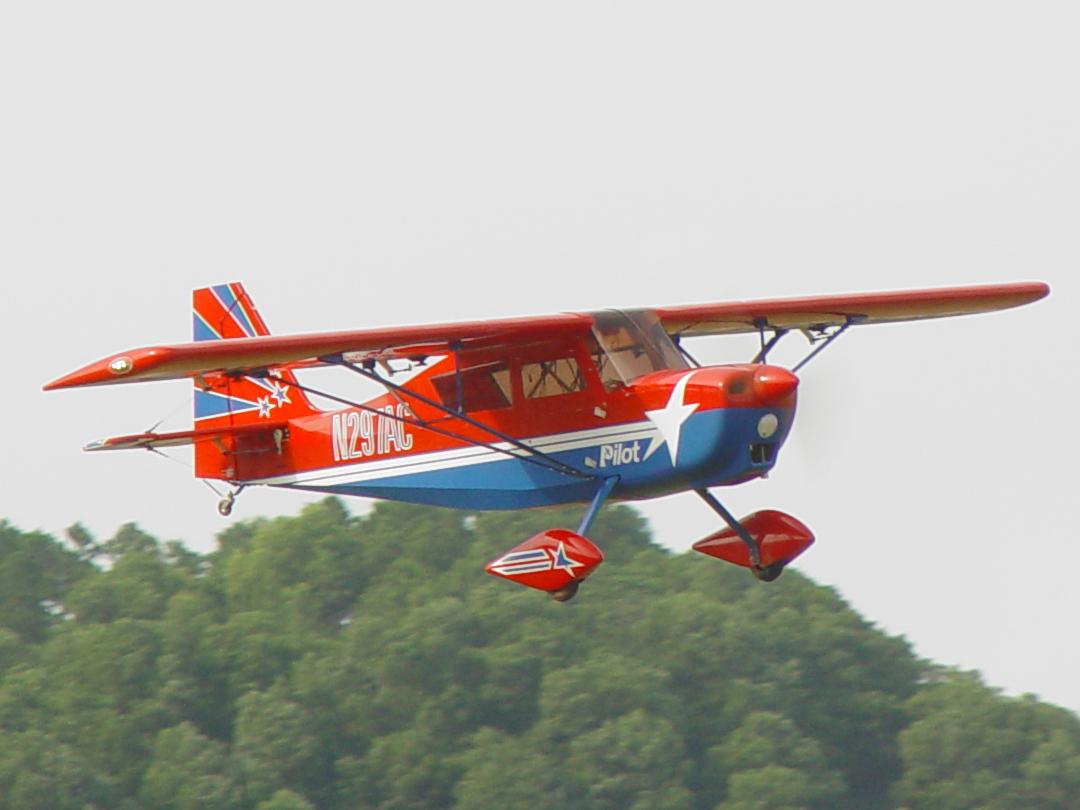 Pilot-RC 107in(28%) Decathlon