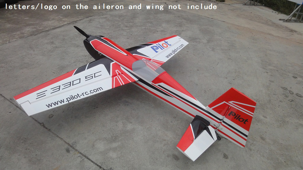 Pilot-RC 60in (20%) Extra-330SC