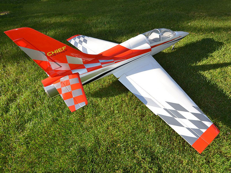 Pilot-RC 92in (2 35m) Wingspan Dolphin Jet