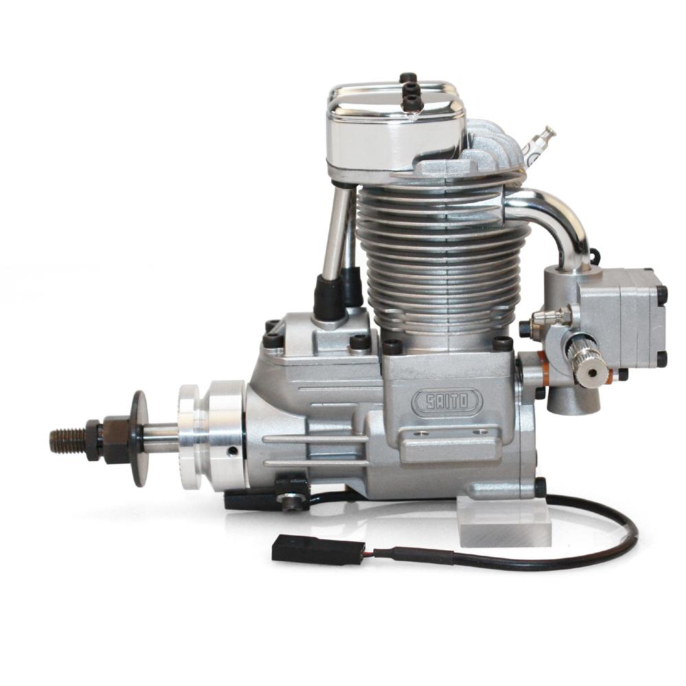 Saito FG-14C Four-Stroke Petrol Engine