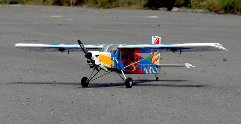 VQ Models Pilatus PC-6 (Bird Version) 62 2