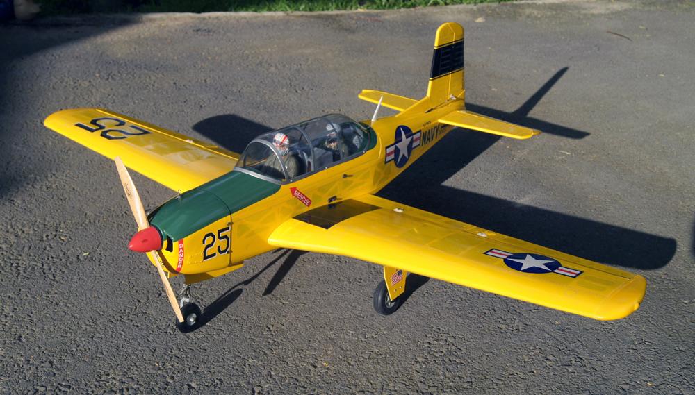 Vq Models T 34 Mentor 61 4 Quot Wingspan