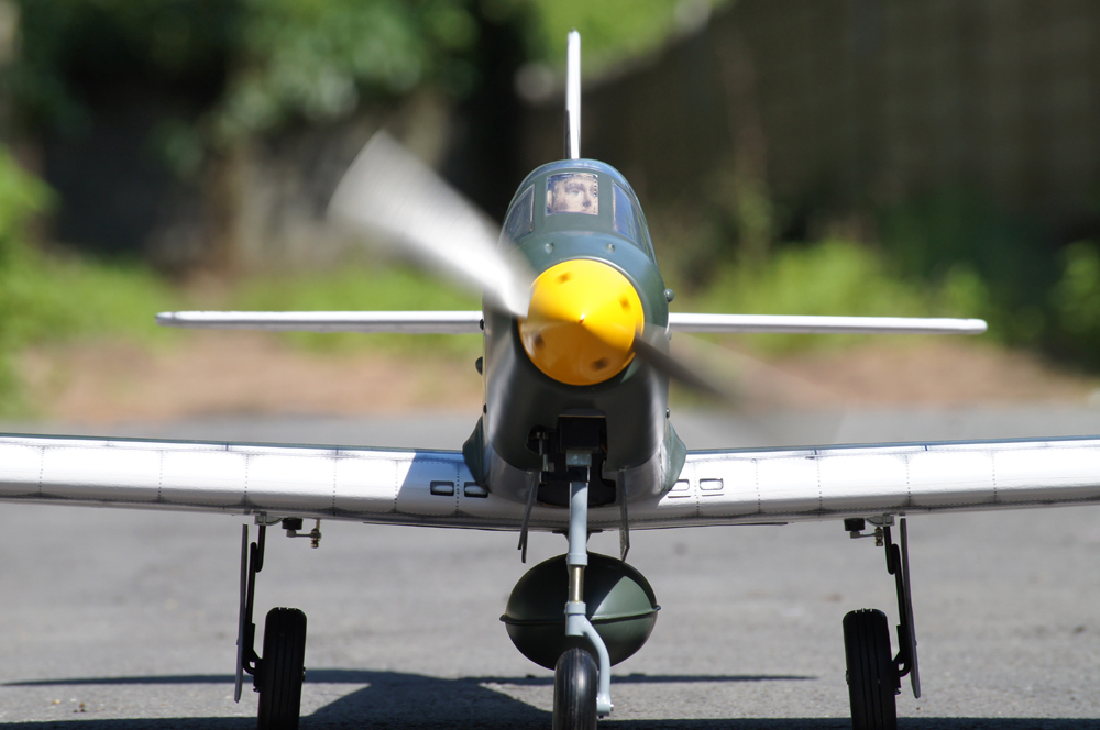 Vq Models P 39 Airacobra 62 2in Wingspan Arf