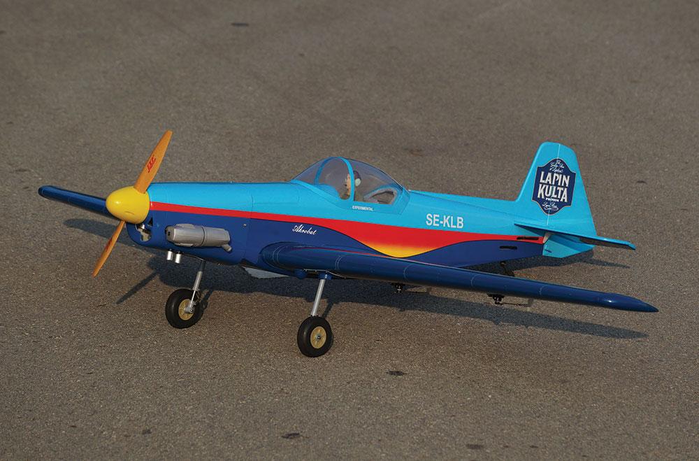 Vq Models Zlin 526 Akrobat 63 4in Wingspan