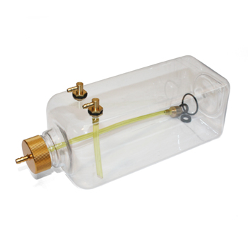 Transparent Fuel Tank 1000ml with Cover