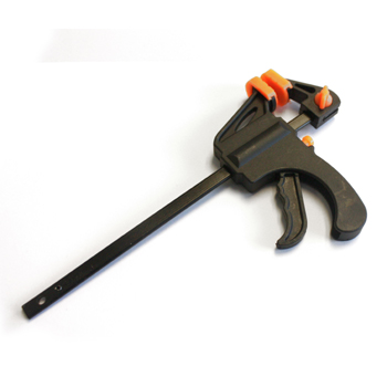 Plastic Steel Clamps (Trigger Type)