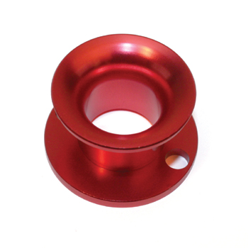 Aluminium Velocity Stack for 30~50cc Gas Engine (Red or Blue)