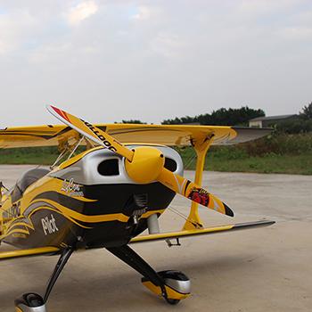 Wooden Painted Propeller (Bulldog 2-Blade)
