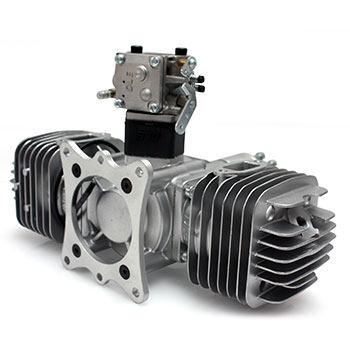DLE-111 Twin Two-Stroke Petrol Engine