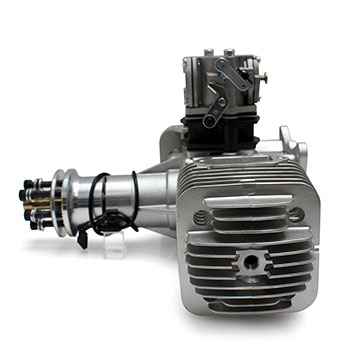 DLE-170 Twin Two-Stroke Petrol Engine