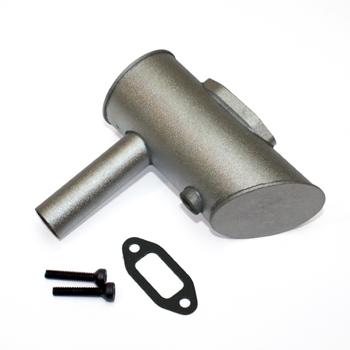 DLE-40 Muffler (One Hole)