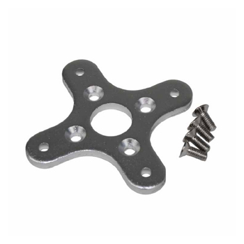 Potenza 60 Motor X-Mount with Screws