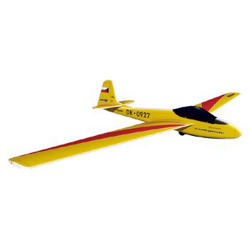 Hacker Model Lunak Foil Covered Glider