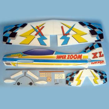 Hacker Model Super Zoom XL ARF