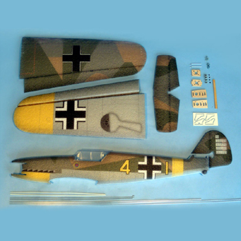 Hacker Model Messerschmitt BF109F ARTF