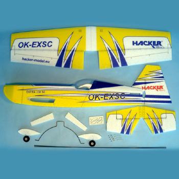 HackerExtra 330SC ARF 1000