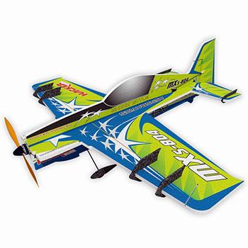 Hacker Model MXS-804 Vector ARF (Star Green)