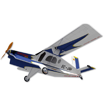 Hacker Model Pilatus Turbo Porter XL
