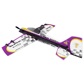 Hacker Model Super Zoom Race ARF