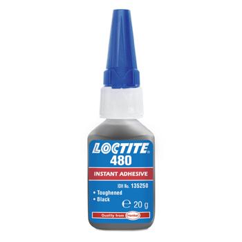 Loctite 480 Cyanoacrylate Instant Adhesive