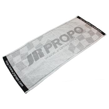 JR Propo Face Towel (Black)