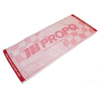 JR Propo Face Towel (Red)