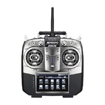 jr propo 28X transmitter