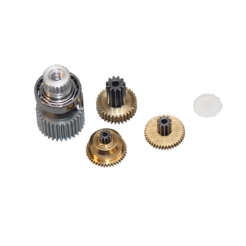 Replacement servo gearset for DS362 (Metal gear set with ball bearing).
