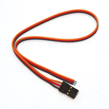 JR Propo 300mm Servo Plug Lead