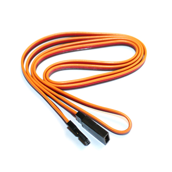 JR Propo 800mm Heavy Duty Servo Extension Lead