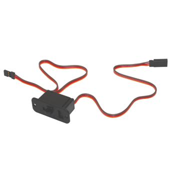 JR Propo Switch Harness D Type