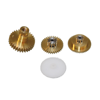 Replacement servo gearset for DS559 (Metal gear set with ball bearing).