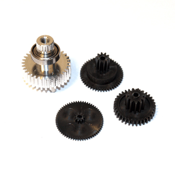 Replacement servo gearset for DS599, will also fit the DS589 (Metal gear set).