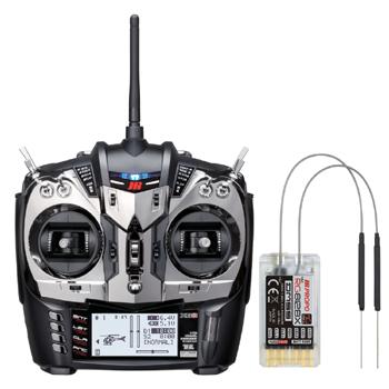 jr propo XG8 transmitter
