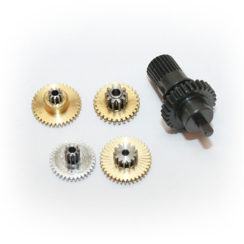 KST DS115MG Metal Gearset