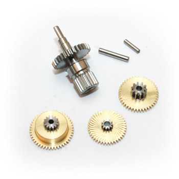 KST DS125MG Metal Gearset