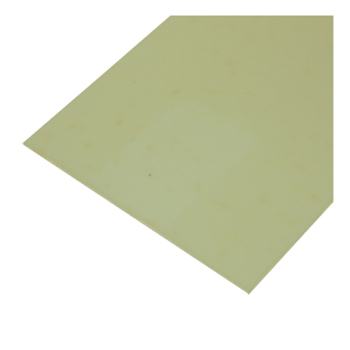 Epoxy Glass Sheet 304 x 152 x 1.6mm (1/16