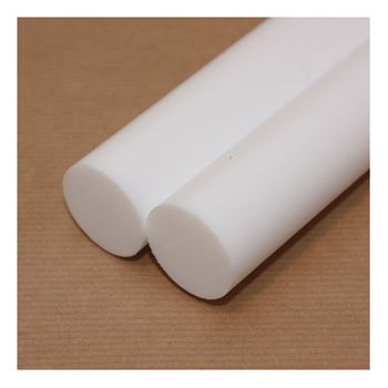 300mm x 30mm Diameter PTFE Rod
