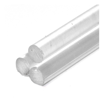 1 Metre x 10mm Diameter Cast Acrylic Rod