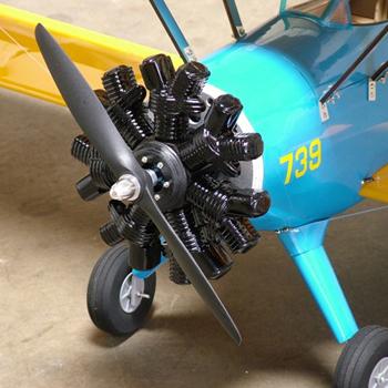 PT-17 Stearman Electric 50